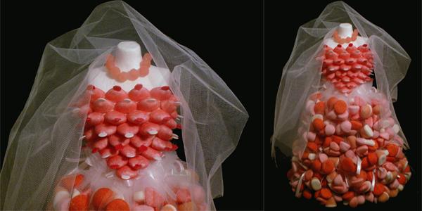Absolument Bonbons G Teau En Bonbons Et Candy Bar